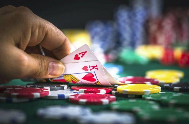 トランプとカジノ