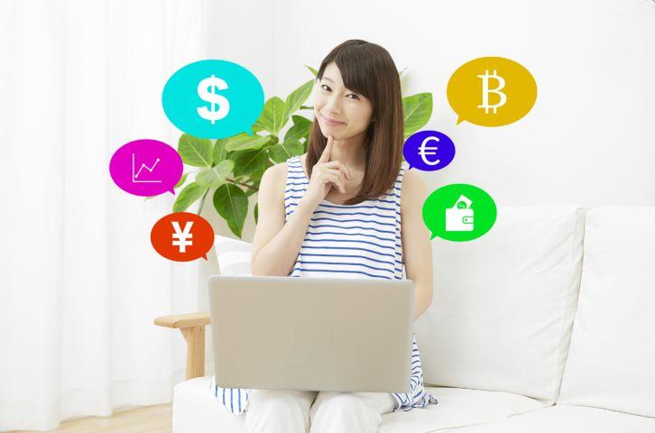 仮想通貨と女性