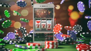 オンラインカジノとカジノチップ