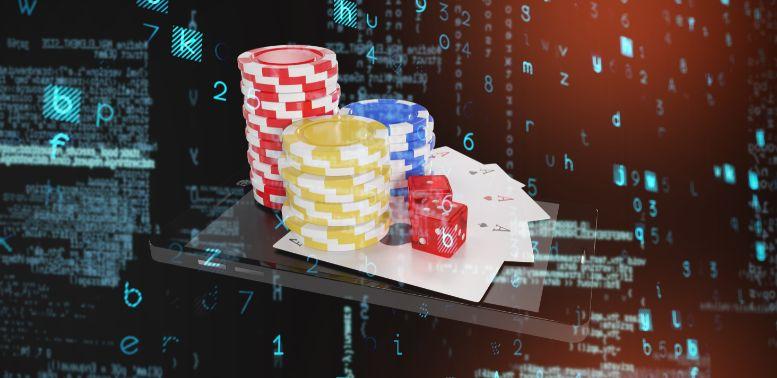 カジノチップと計算