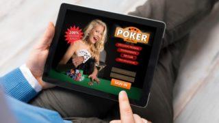 タブレットとオンラインカジノ