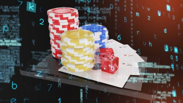 カジノチップと計算式