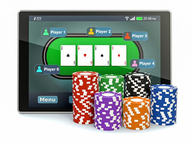 オンラインカジノとチップ