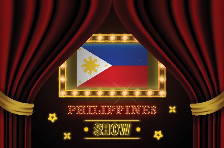 フィリピンの国旗とカジノ