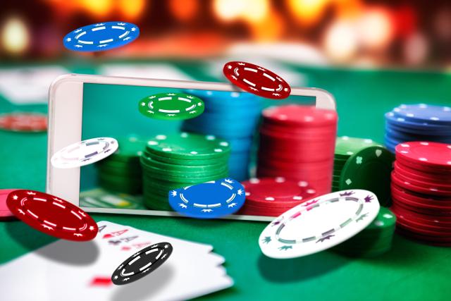 オンラインカジノのコイン