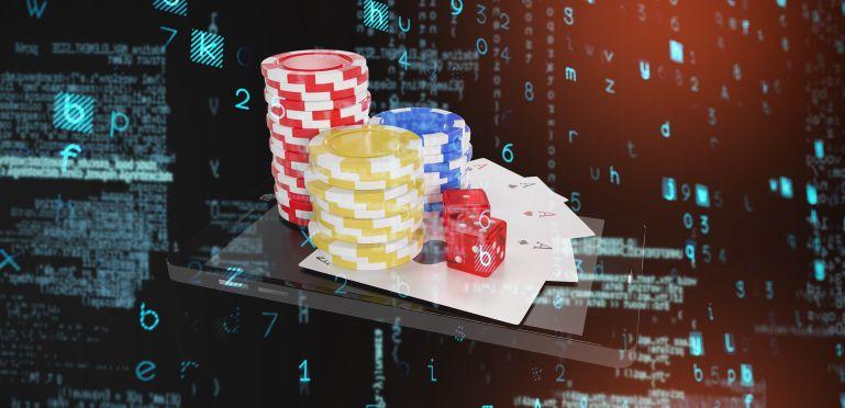 カジノチップと乱数