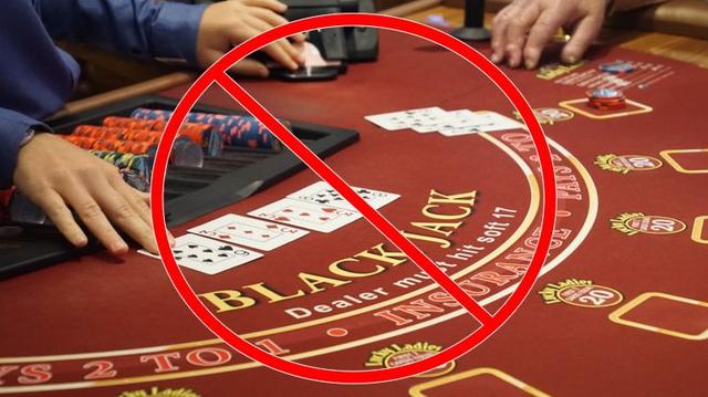 ランドカジノ禁止